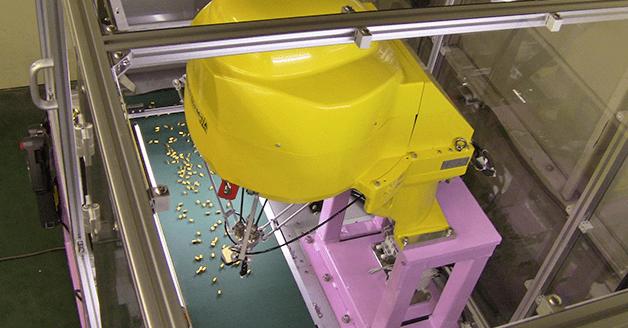 製造工程のロボット化|省力化機械.com